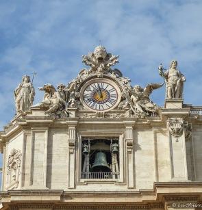 Vatican bell tower