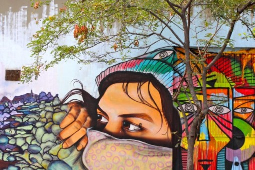 Santiago Street Art ( photo credit: santiagotourist.com)