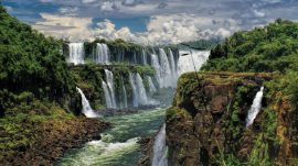 Iguazu Falls (photo credit: and beyond.com)