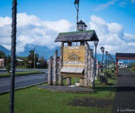 Sleepy little town of Chaiten