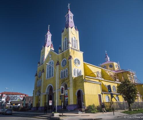 Iglesia San Francisco del Castro