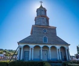 Iglesia de Nercon