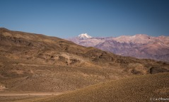 Aconcagua Peak, the tallest in the Southern Hemisphere.