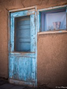 Love these old colorful, weathered doors.