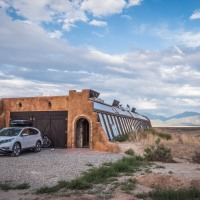 Hitch a Ride on an Earthship